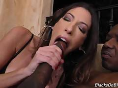 With her boyfriend on another business trip, Dava`s got a `fuck buddy` to keep her company. Her man`s house is big and scary when she`s alone, and Dava loves having someone to cuddle.