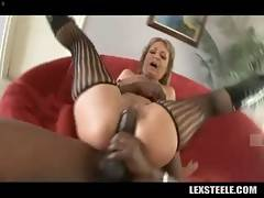 Kelli Leigh Enjoys Lexington Steele`s Huge Dong 1